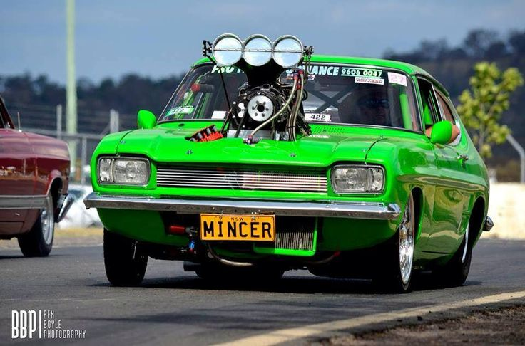 #Ford #Capri | Mincer Racing, one of many tuff cars build by #ProFlow#Performance