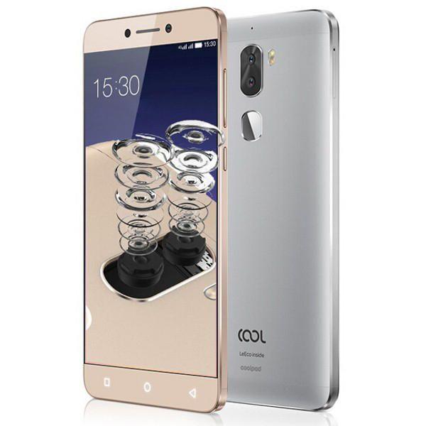 LeEco Coolpad Cool1 dual 5.5 inch 3GB RAM 32GB ROM Snapdragon 652 Octa-core smartphone Sale - Banggood.com  #smartphones #cellphones #mobile #accessories