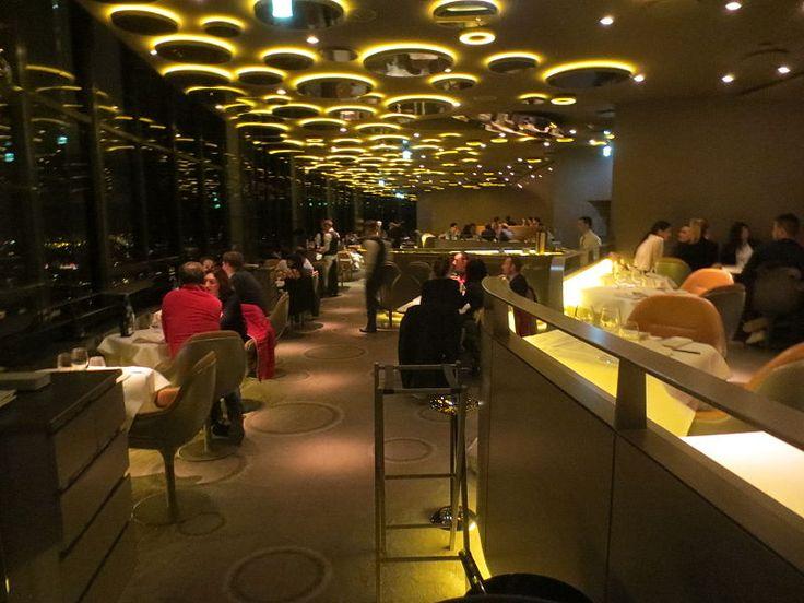 Exceptional Restaurant Ciel De Paris, Tour Montparnasse, Paris (XVe) Awesome Ideas