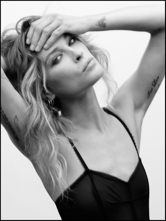 Erin Wasson by Mark Squires for Zink Magazine