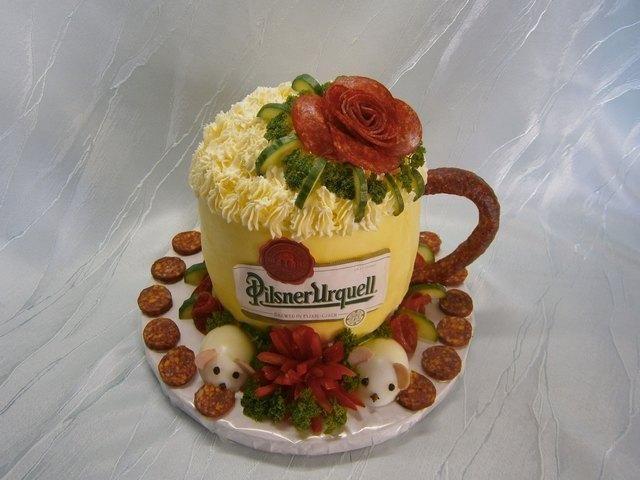 Slaný půllitr | dorty od mámy