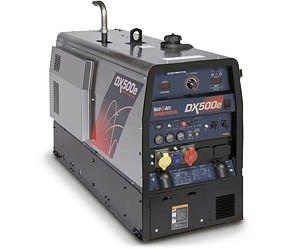 Inverter Welder Rental - DX500e CC/CV Diesel Engine Welder
