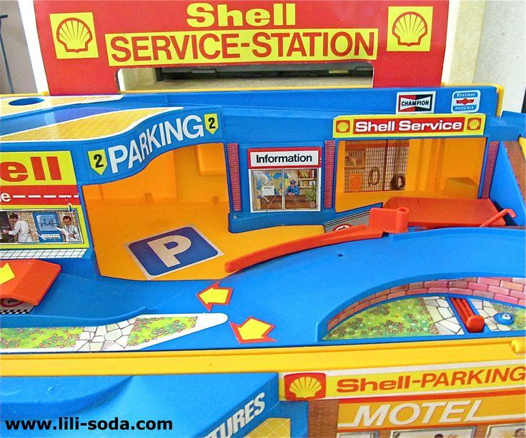 Garage vintage www.lili-soda.com