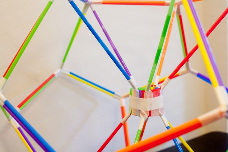 How To Build An Egg Drop Container With Straws Its You