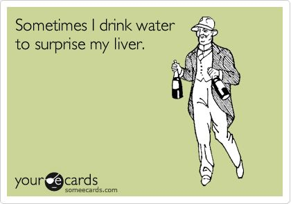 funny: Some People, My Life, So True, So Funny, Funny E Cards, Diet Coke, Drink Water, Drinks Water, Funny Alcohol