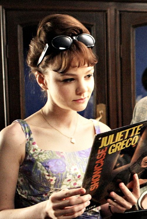 Carey Mulligan in 'An Education' #Sexy || curated for your pleasure by your friends @ LuckyBloke.com