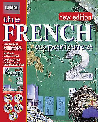THE FRENCH EXPERIENCE 2 LANGUAGE PACK WITH CDS (NEW ED.) by Jeanine Picard, Mike