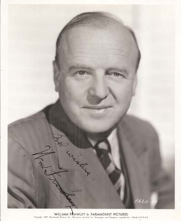 [BORN] William Frawley / Born: William Clement Frawley, February 26, 1887 in Burlington, Iowa, USA / Died: March 3, 1966 (age 79) in Hollywood, Los Angeles, California, USA #actor