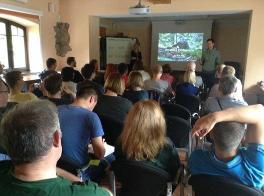 Lasy w #socialmedia? Szkolenie  Lasów Państwowych. #Socjomania