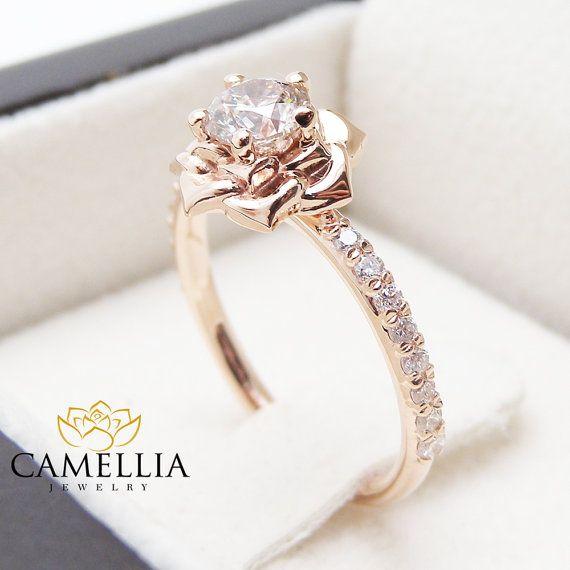 Connu Les 50 meilleures images du tableau Engagement rings sur Pinterest  TD37