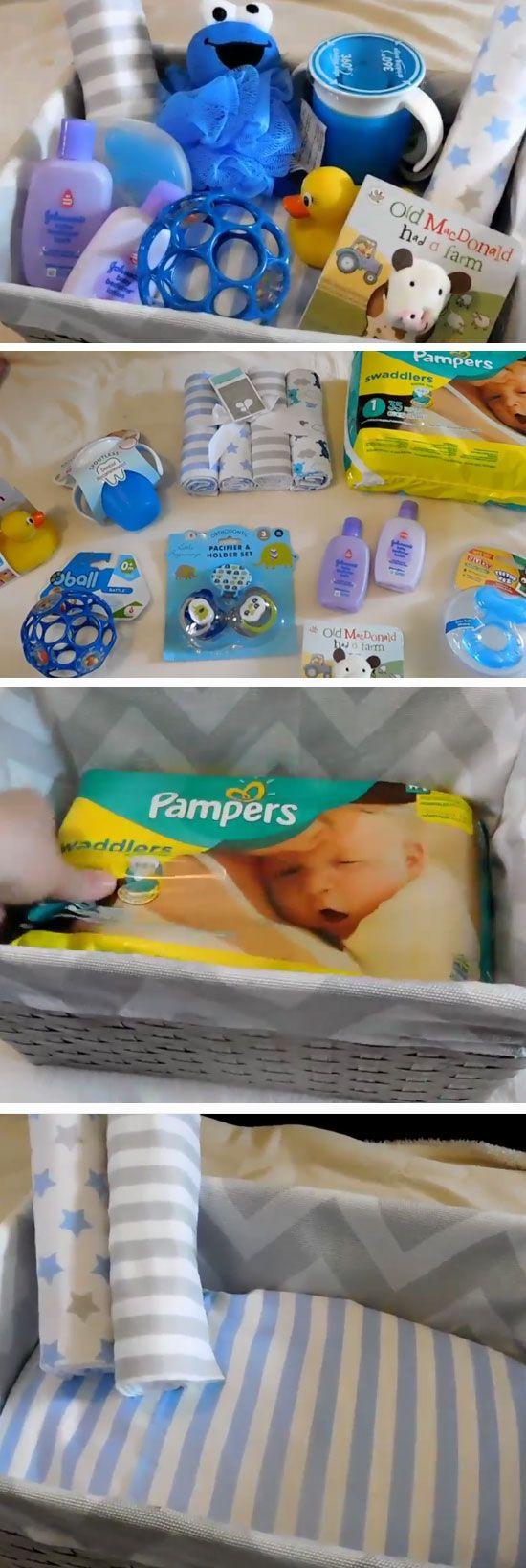 Best 25+ Baby gift baskets ideas on Pinterest   Baby ...