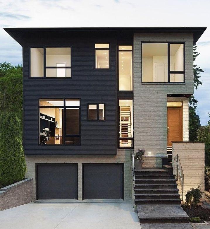 Oltre 20 migliori idee su esterni di casa su pinterest - Esterni di case ...