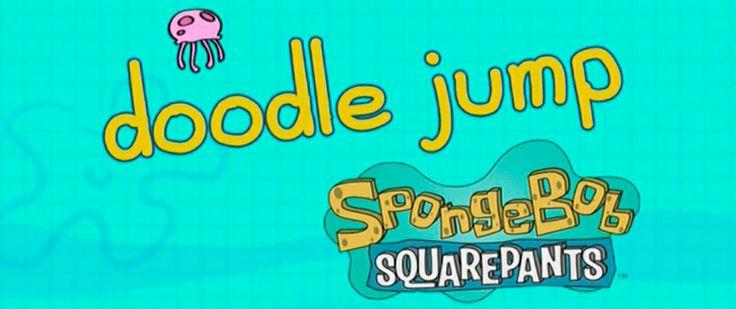 Doodle Jump SpongeBob SquarePants, el Juego de Bob Esponja para iPad y iPhone