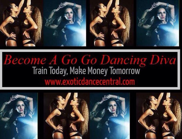 Transform Your Life, Become A Go Go Dancing Diva, Train Today, Make Money Tomorrow, Call 212-679-2540, Sign Up http://www.exoticdancecentral.com/por…/go-go-dance-training/