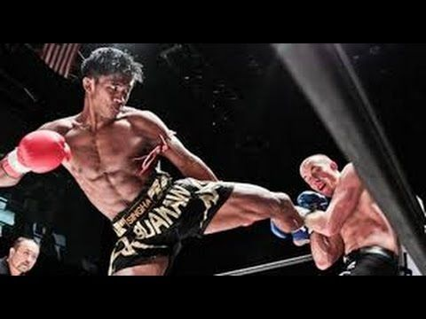The Best Muay Thai Boxer - Buakaw Boxer Legend Legacy Life   Discovery Documentary   KungFu Channel - YouTube