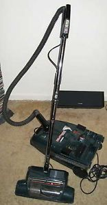 Hoover S3630 Windtunnel Canister Vacuum Cleaner W Power Head Fedxgnd Canister Vacuum Cleaner Canister Vacuum Vacuum Cleaner