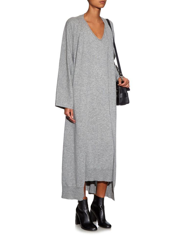 Long cashmere dress | Tomas Maier | MATCHESFASHION.COM US
