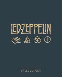 ISBN: 978-1-909526-50-1 Hardback; 368pp; 290 x 245    Led Zeppelin by Led Zeppelinis the first and only official illustrated book to be produced in collaboration with the members of the band. Celebrating 50 years since their formation, it