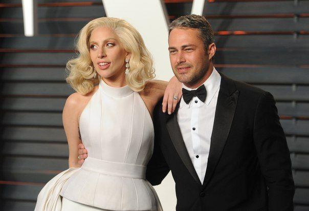 Леди Гага и Тейлор Кинни снова вместе