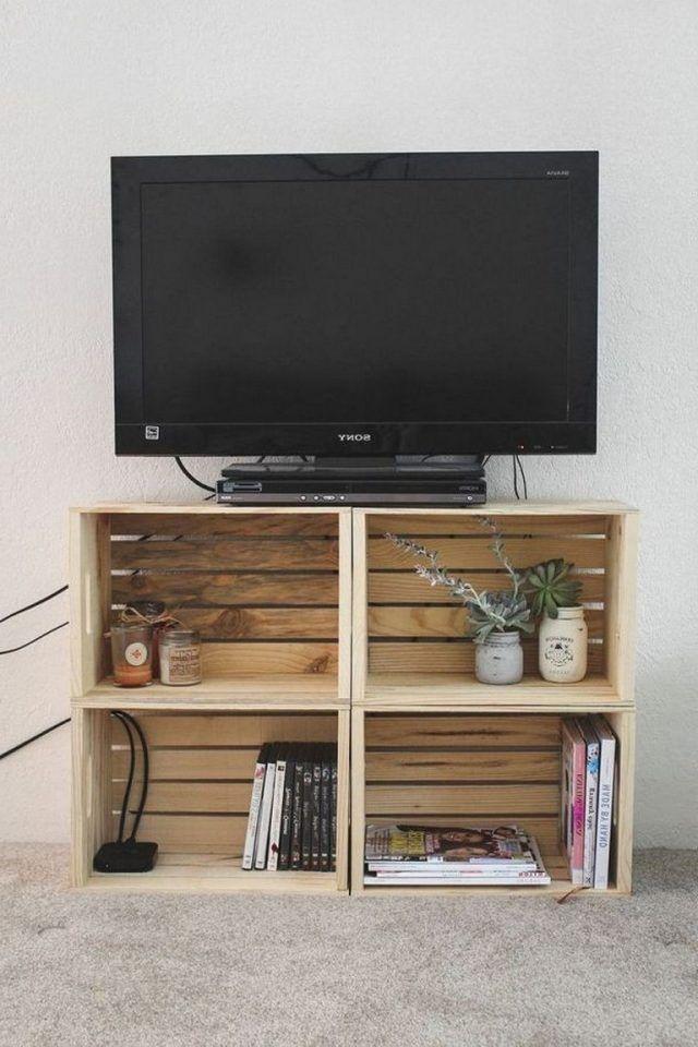 45+ Kreative DIY Günstige Wohnung Deko-Ideen