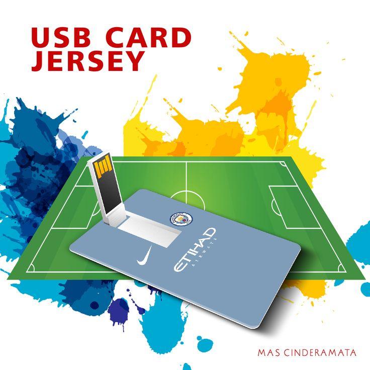 Mas Cinderamata bulan ini mengeluarkan edisi usb card jersey. Custom usb jersey anda sesuai tim favorite, dapat di pasang no kesayangan dan nama anda.  For Info: 081222054747 Line: rubbyarl W: www.mascinderamata.com