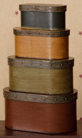 Decorative Stackable Boxes 133 Best Stacking Boxes Images On Pinterest  Decorative Boxes