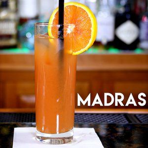 Madras   Awesome Drinks Cocktail Recipes #cocktails #vodka #easy