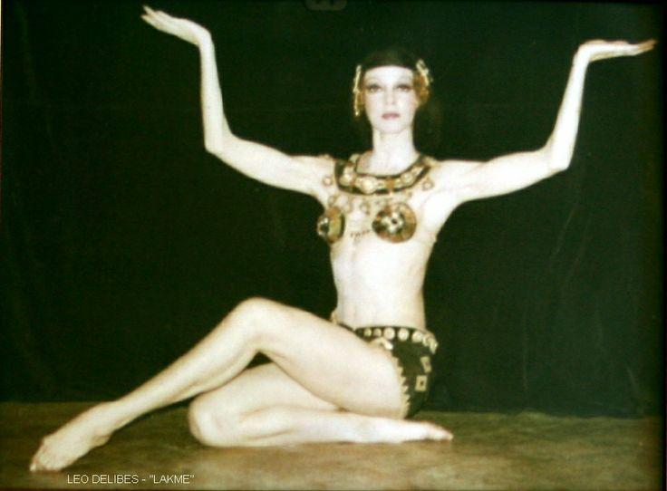 Mari personalitati ale artei romanesti: Balerina ILEANA ILIESCU