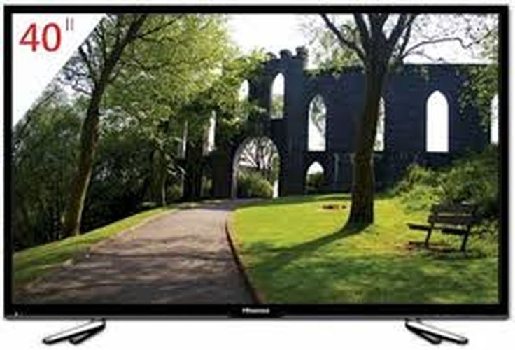 Hisense 40H5B 40-inch 1080p 60Hz Smart LED HDTV Television with Built-in WiFi