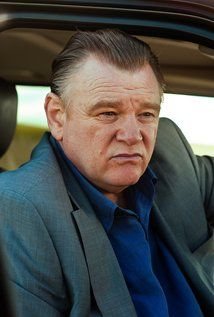Brendan Gleeson. An absolute favourite...Calvary, In Bruges, on and on, he brings a commitment talent and amazing gift to whatever film he is in.
