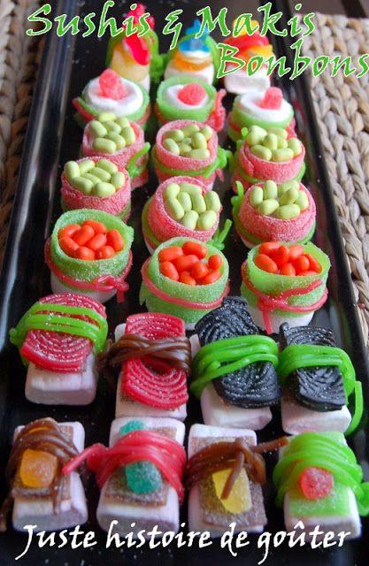Les 25 meilleures id es concernant brochette bonbon sur - Cuisiner le bar ...