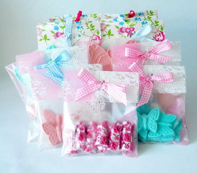 Pretty packaged hand-made candy | Flickr - Photo Sharing!