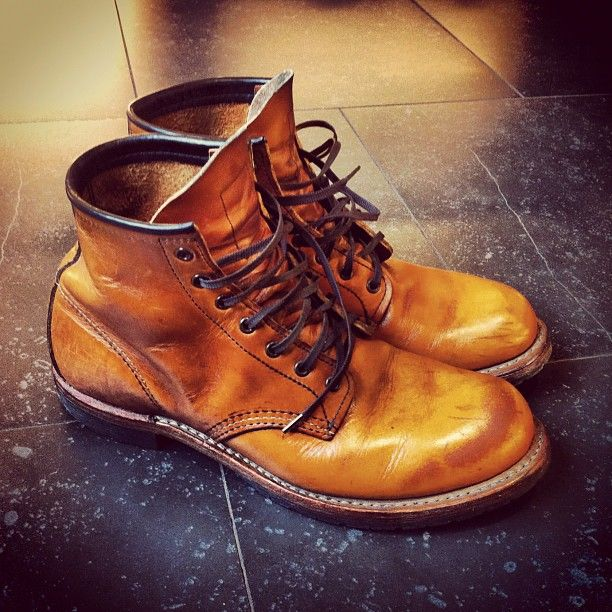 These Beckman's look incredible! #redwing #9013 - @redwingamsterdam- #webstagram