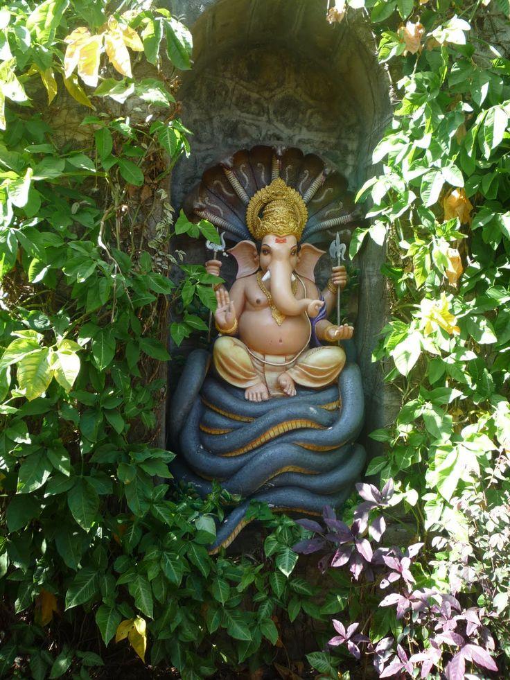 Indian God Ganesh