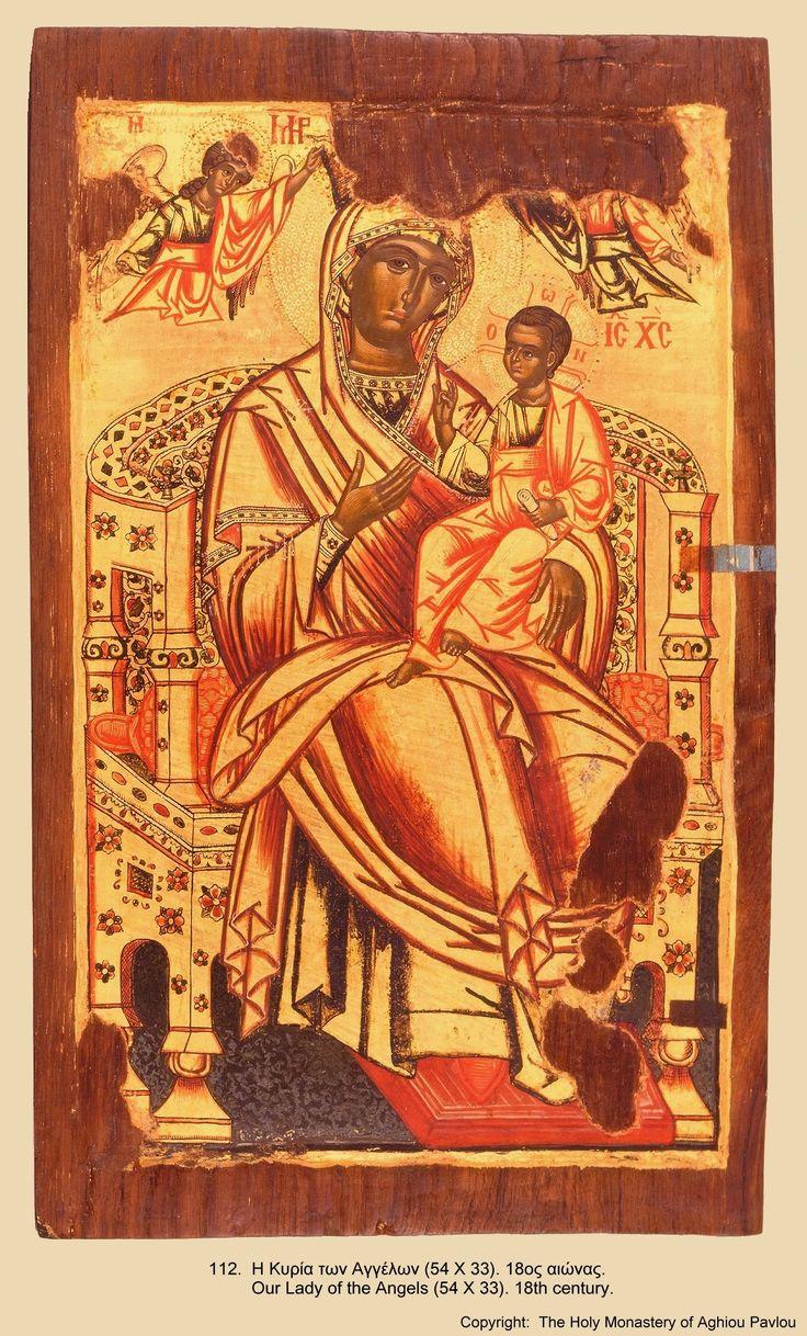 Иконы монастыря св. Павла (111)