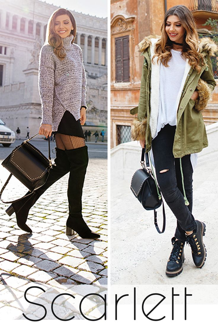 The black Scarlett leather bag is perfect for an elegant or casual style @comenziwildinga