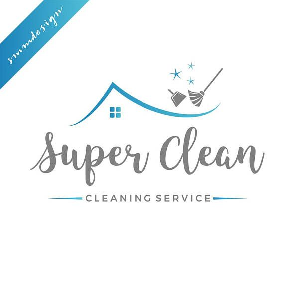 Cleaning logo design, Premade logo, Cleaning service, House cleaning , Maid  service, House cleaning logo cleaning services housekeeping 158 When  placing ...