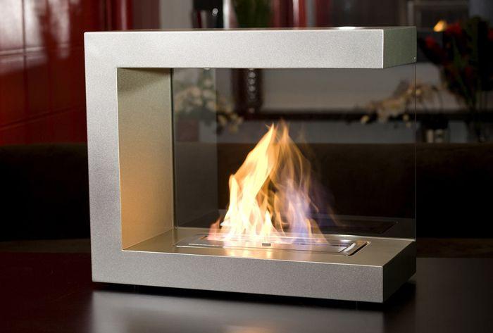 Εναλλακτικές λύσεις για την καύση ξύλου τζάκι