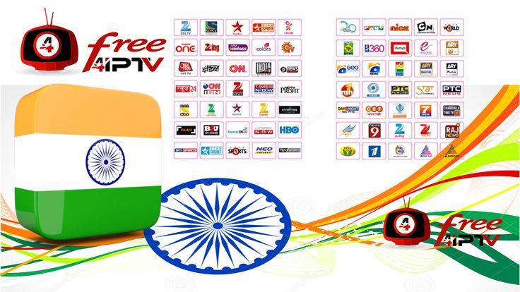 Iptv m3u for india in 2020 Free playlist, Playlist, Channel
