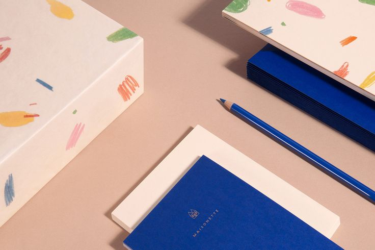 Maisonette Children's Branding by Lotta Nieminen  See more: https://mindsparklemag.com/design/maisonette-childrens-branding/  More news: Like Mindsparkle Mag on Facebook