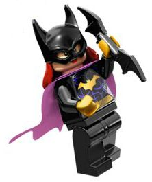 Batgirl, or Barbara Gordon, is a superhero and ally of Batman and Robin in LEGO Batman: The Videogame and reappears in LEGO Batman 2: DC Super Heroes in June 2012. She was released physically for the first time in 50003 Batman as a microfigure in 2013. She was featured as a minifigure in 2014. Batgirl has a new cowl mould that combines the cowl and her flowing red hair. She has two expressions, happy and angry. Her torso, arms, hips and legs are all black, while her hands are pearl gold…