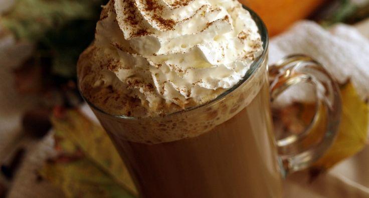 Sütőtökös fűszeres latte recept