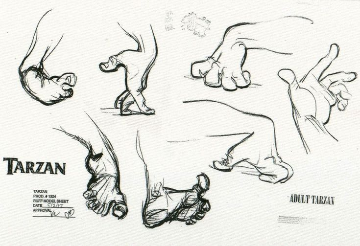 Inspirational Artist of the Day: Glen Keane (Animator - character designer) …