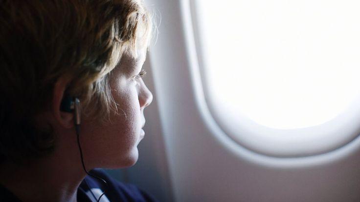 boy on an aeroplane - Google Search