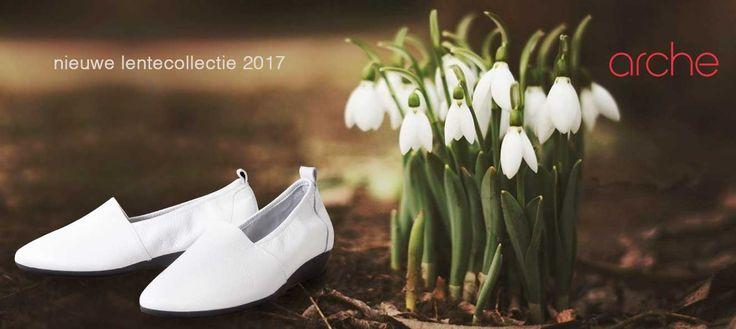 Nieuwe frisse Arche damesschoenen voor de lente 2017