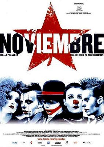 G 8-88/2527 - Noviembre [Imagen de http://siguealconejoblanco.es/cine/otros/bso-noviembre/attachment/noviembre-achero-manas/]
