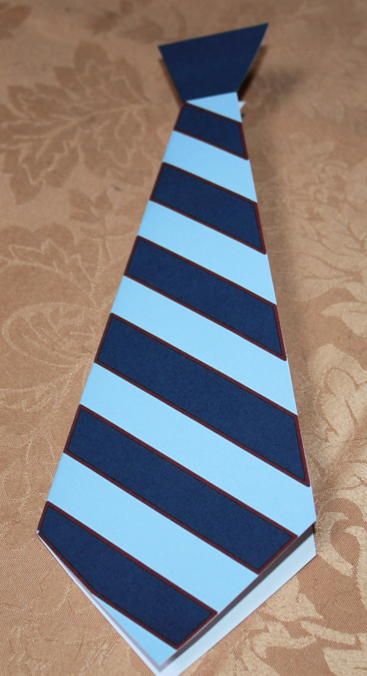 biglietto cravatta