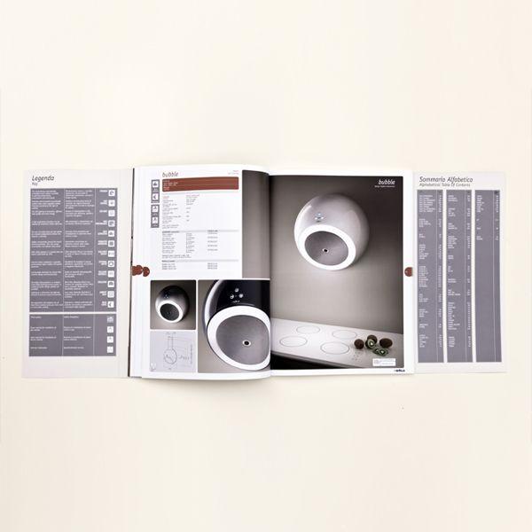 PRODUCT CATALOGUE 2012 by Stefano Menconi, via Behance