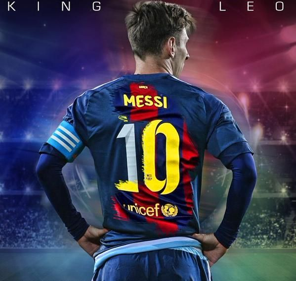 Amazing Messi Wallpaper! #KingLeo