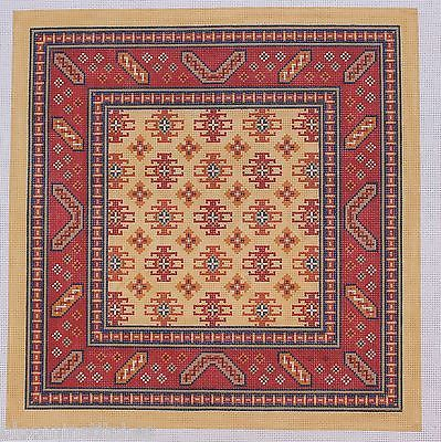 CanvasWorks PO20 Chici Hand Painted Needlepoint Canvas